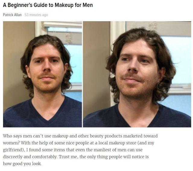 makeupformen
